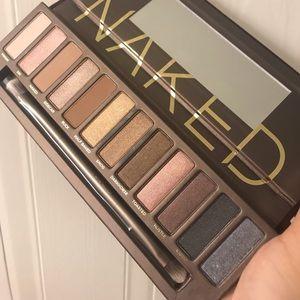 Brand New Naked Palette